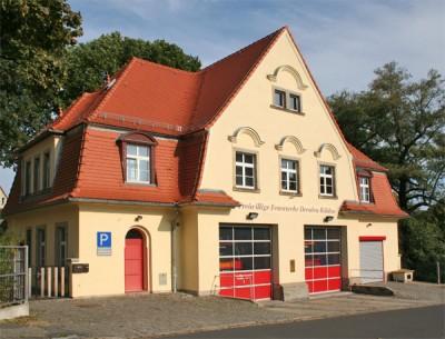 Feuerwehr Dresden-Bühlau nach der Sanierung